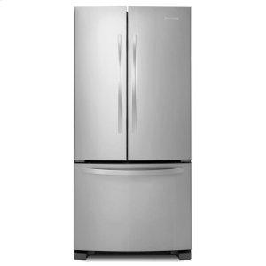 22 Cu. Ft. Standard-Depth French Door Refrigerator, Architect(r) Series Ii - Stainless Steel