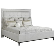 Palo Alto Fully Upholstered Bed