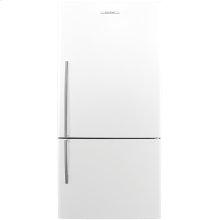 ActiveSmart Refrigerator - 17.60 cu. ft. counter depth bottom freezer