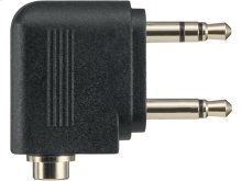 Aircraft Plug Adapter for Headphones