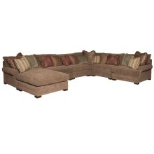 Casbah LAF Floating Chaise, Casbah Floating Ottoman, Casbah Armless Chair, Casbah Corner Chair, Casbah RAF One Arm Chair