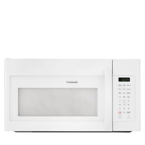 1.7 Cu. Ft. Over-The-Range Microwave - WHITE