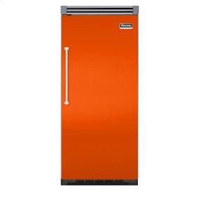 """Pumpkin 36"""" Quiet Cool™ All Refrigerator - VIRB Tru-Flush™ (Right Hinge Door)"""