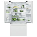 "Fisher & PaykelFreestanding French Door Refrigerator Freezer, 32"", 17 cu ft"