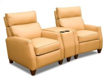 Comfort Design Living Room Collins Storage Sectional CL717 SECT