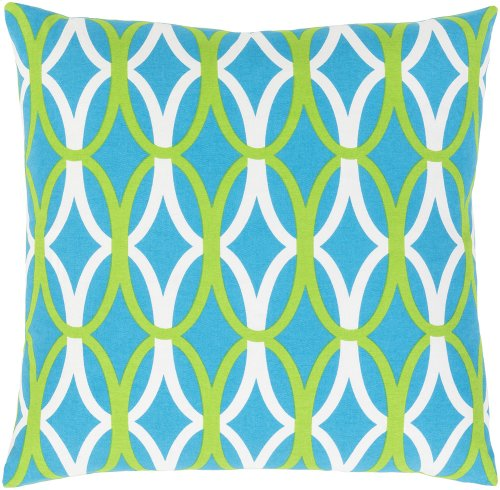 "Miranda MRA-012 20"" x 20"" Pillow Shell with Polyester Insert"