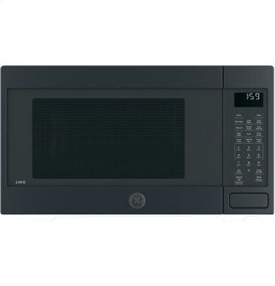 GE Cafe™ Series 1.5 Cu. Ft. Countertop Convection/Microwave Oven Product Image