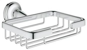 Chrome Basket Product Image