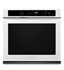 30-Inch Convection Single Wall Oven, Architect® Series II - White