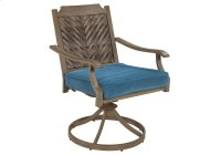 Swivel Chair w/Cushion (2/CN) Product Image