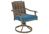 Swivel Chair w/Cushion Product Image