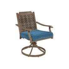 Swivel Chair w/Cushion
