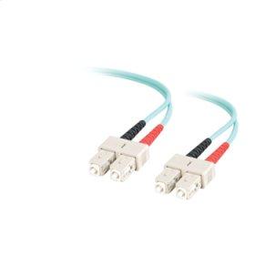 4m Value Series SC SC 10G Duplex PVC Fiber Cable