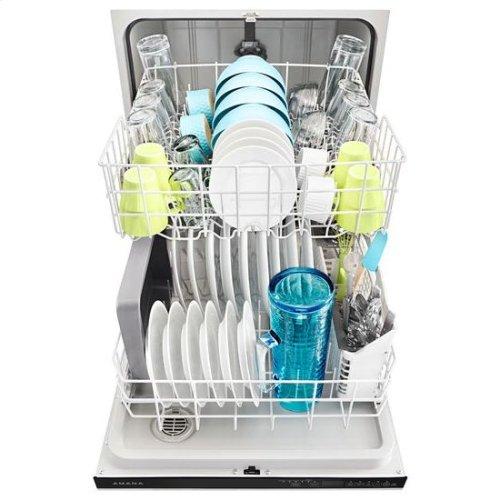 Dishwasher with SoilSense Cycle - black