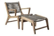 Explorer Oceans 2 Lounge Chair + 2 Ottoman Set