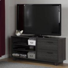 TV Stand for TVs up to 55'' - Gray Oak