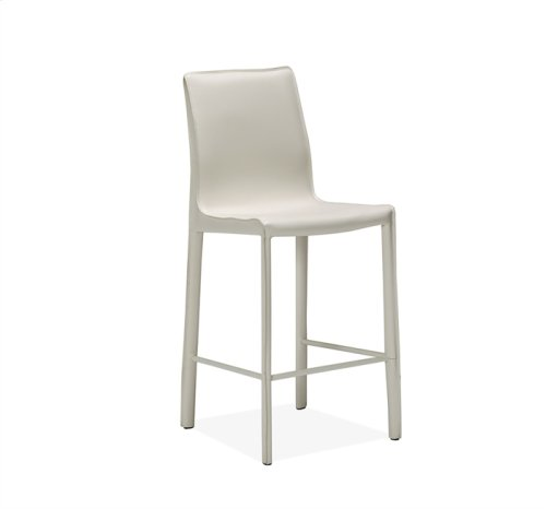 Jada Counter Stool - White
