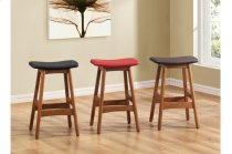 Counter Height Stool, Matt Black Product Image