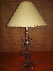 Horse Head Metal Lamp Product Image