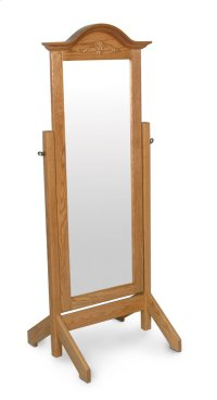 Arch Top Cheval Mirror Product Image
