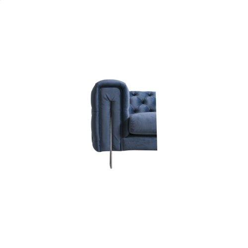 Courtney 3 Seat Sofa Aqua Blue