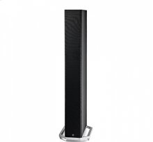 "High-performance Bipolar Tower Speaker with Integrated 10"" Powered Subwoofer"