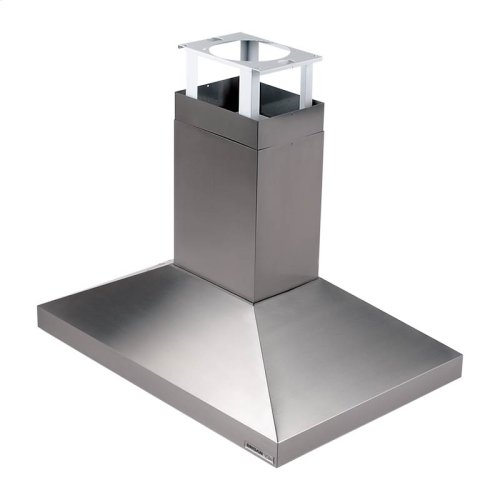 "63000 Series 900 CFM, 27-5/8"" x 39-3/8"" (70 cm x 100 cm) Island Chimney Mount Range Hood in Stainless Steel"