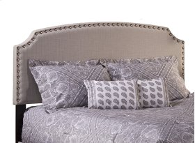Lani Full Headboard - Light Grey