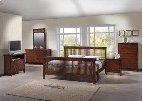 Mission King Bedroom Set