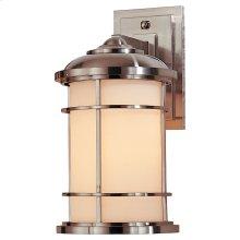 1 - Light Wall Lantern
