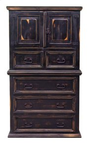 Stone Brown Mansion Chest Product Image