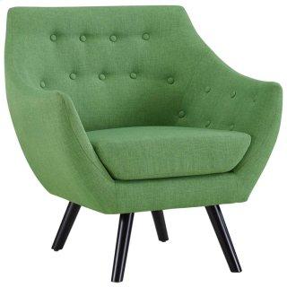 Allegory Armchair in Green