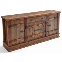Heritage Blackfoot 4 Door 1 Drawer Server