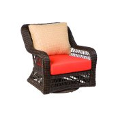 Newport Deep Seating Swivel Glider Lounge Chair
