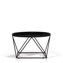 Damon Ceramic Top Coffee Table