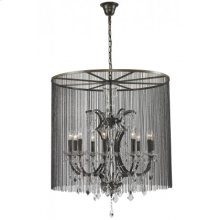 Burlesque Crystal Chandelier- Medium