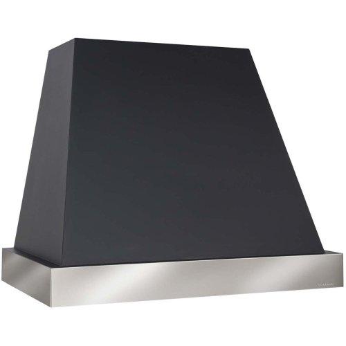 "36"" 600 CFM Designer Series Range Hood Black"