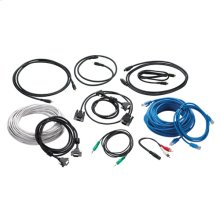 RCA AUDIO VIDEO CABLE, 3 FEET