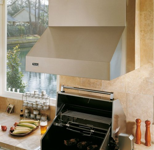 "36"" Wide, 18"" High Outdoor Hood"