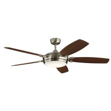 Trevor Collection 60 Inch Trevor II LED Ceiling Fan BSS