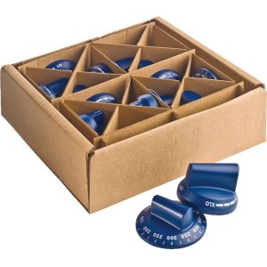 ThermadorBlue Knob Set PAKNOBLU