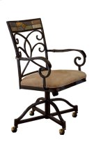 Pompei Caster Dining Chairs Product Image