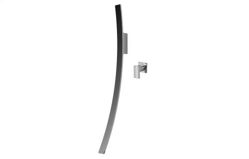 Luna Wall-Mounted Lavatory/Vessel Filler w/Single Control Handle