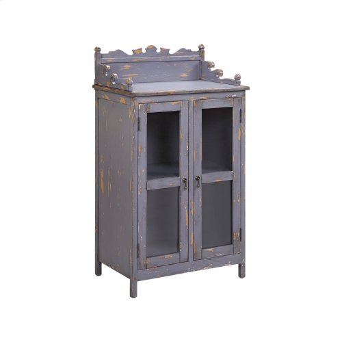 Two-door,one-drawer Cabinet