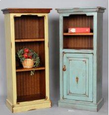 "#504 Sumter Narrow Bookcase 21.5""wx13.25""dx48""h"