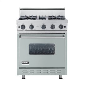 "Sea Glass 30"" Open Burner Range - VGIC (30"" wide, four burners)"