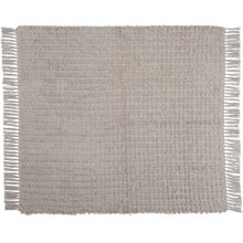 Life Styles Gt037 Khaki 50 X 60 Throw Blanket