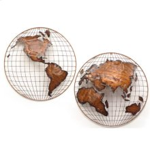 Hemispheres Copper (S/2)
