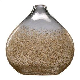 Lg Russet Vase