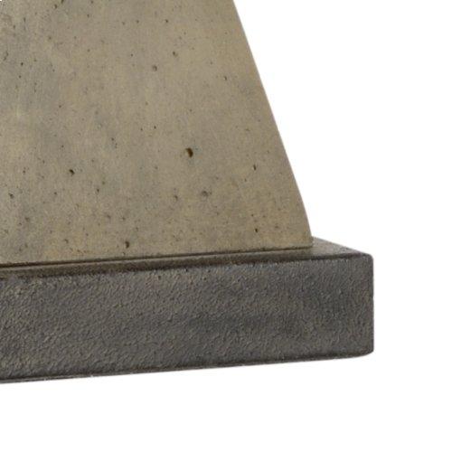 Teton Lamp - Concrete